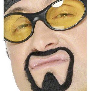 Rapper Mustache Goatee