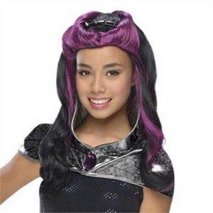 Raven Queen Wig