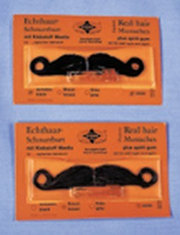 Real Hair American Mustache