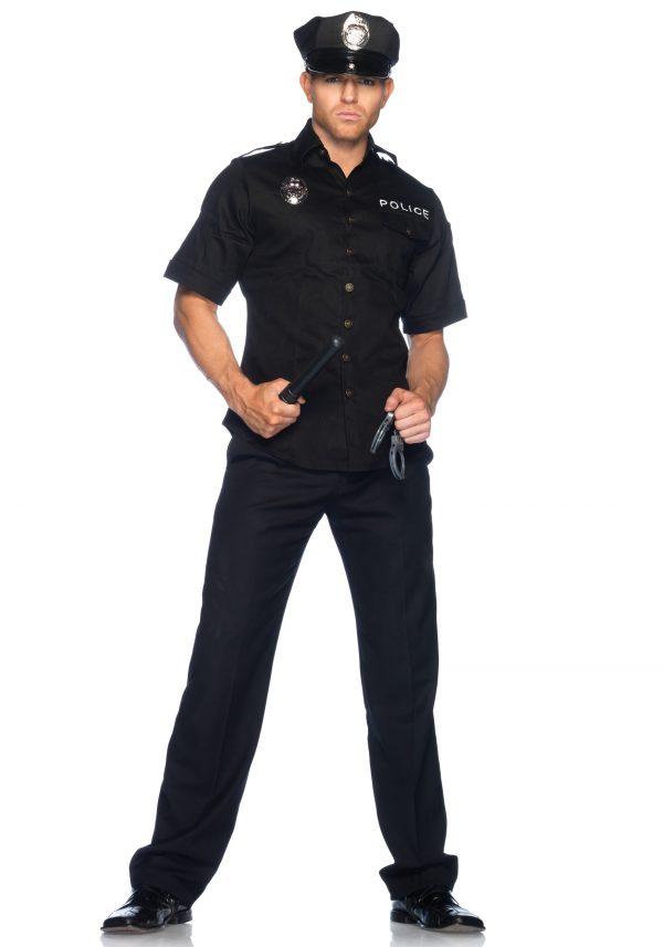 Realistic Police Costume