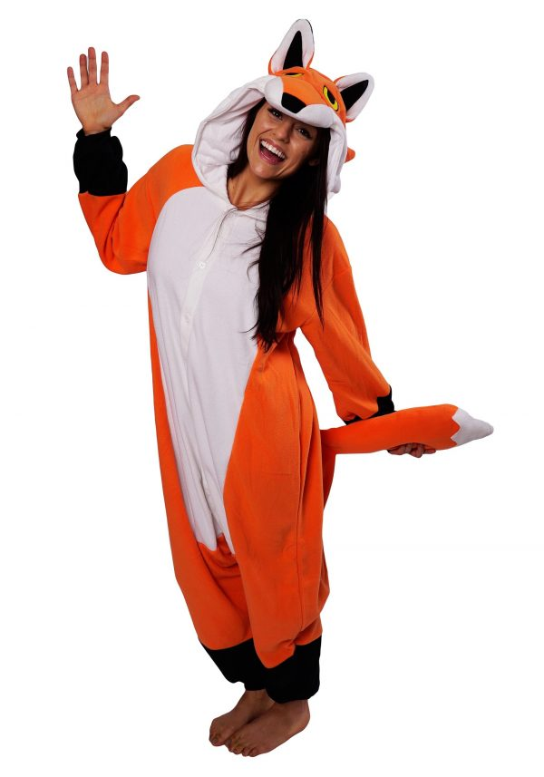 Red Fox Adult Kigurumi