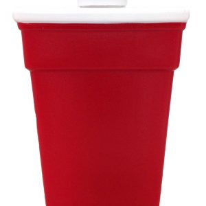 Red Solo Cup Flask