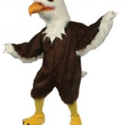 Regal Eagle Mascot Costume