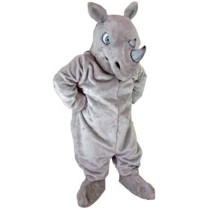 Rhinoceros Mascot Costume