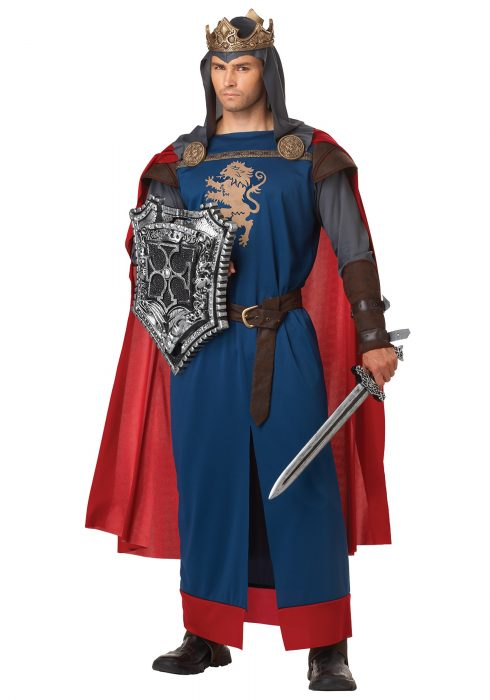 Richard the Lionheart Costume