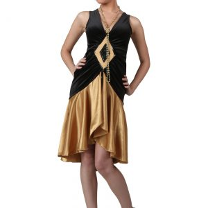 Roaring 20's Plus Size Flapper Costume