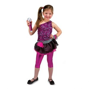 Rock Star Costume Set