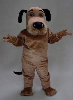 Roger Mascot Costume