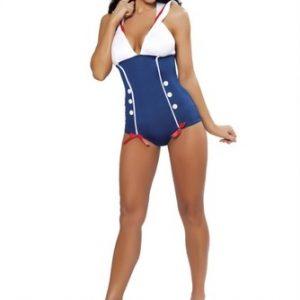 Roma Pin Up Sailor Costume