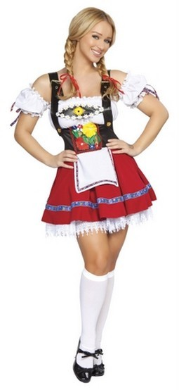 Roma Sexy German Costume