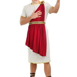 Roman Senator Plus Size Men's Costume