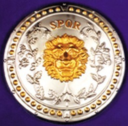 Roman Shield Prop