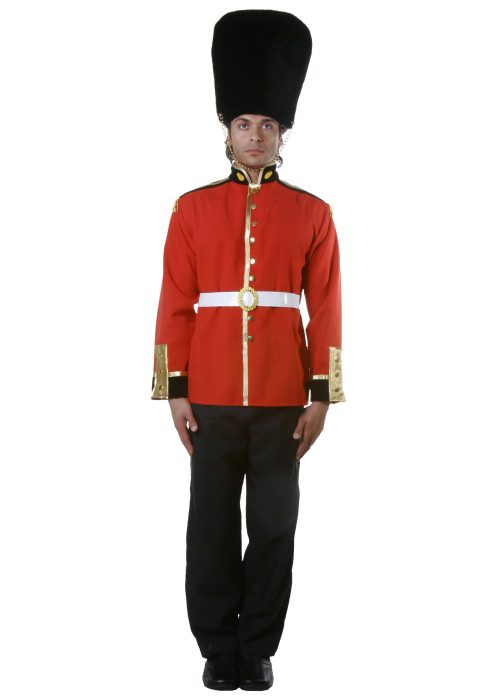 Royal Guard Uniform Costume