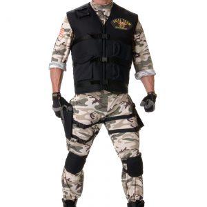SEAL Team Costume