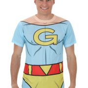 SNL Gary Sublimated Costume T-shirt