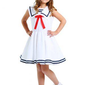 Sailor Girls Costume