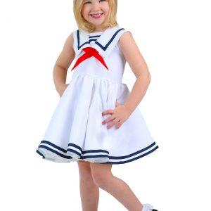 Sailor Girls Toddler Costume
