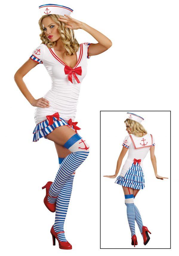 Sailor Pin Up Costume