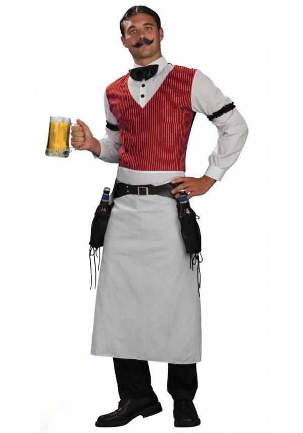 Saloon Bartender Costume