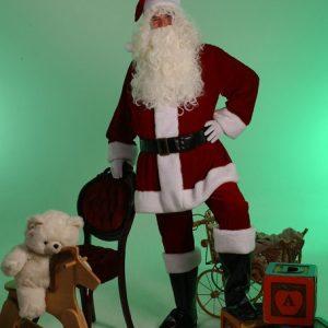 Santa Wig and Beard Costume