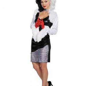 Sassy Cruella DeVil Women's Costume