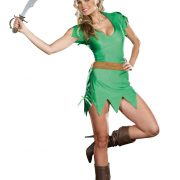 Sassy Peter Pan Costume