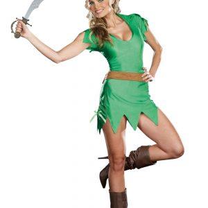 Sassy Peter Pan Costume