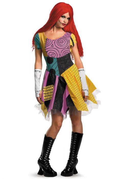 Sassy Sally Costume