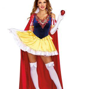 Sassy Snow White Women's Costume
