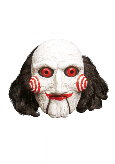 Saw Movie Billy Mask
