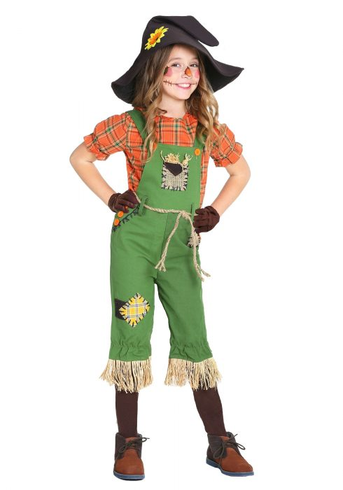 Scarecrow Girls Costume