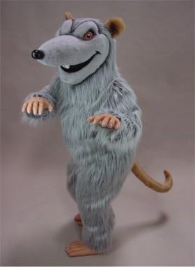 Scary Rat Mascot Costume