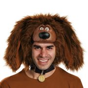 Secret Life of Pets Adult Duke Headpiece