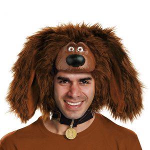 Secret Life of Pets Adult Duke Headpiece