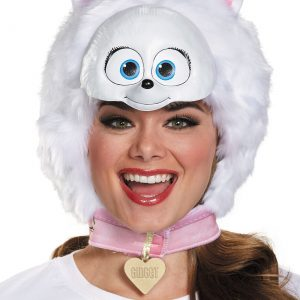 Secret Life of Pets Adult Gidget Headpiece