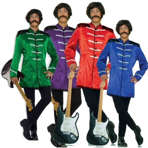 Sergeant Peppers Beatles Costume Set