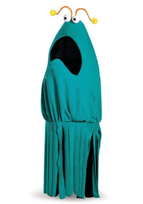 Sesame Street Blue Yip Yip Costume