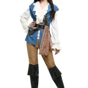 Seven Seas Sweetie Plus Size Women's Costume