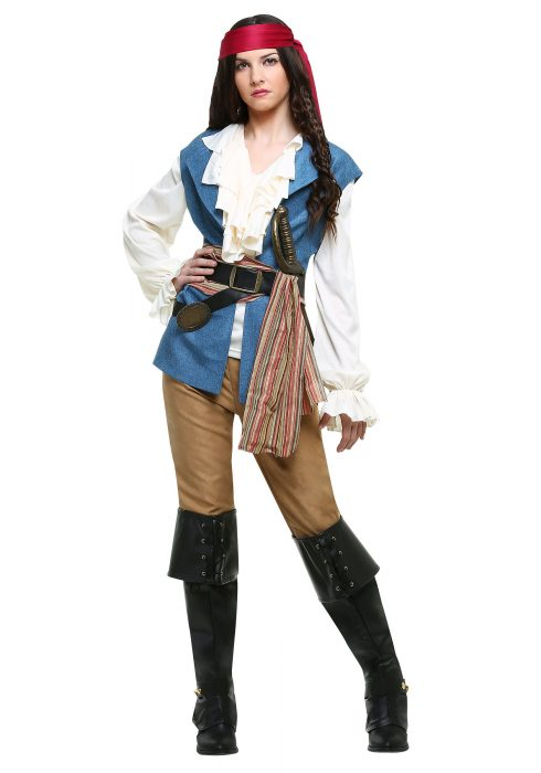 Seven Seas Sweetie Women's Costume