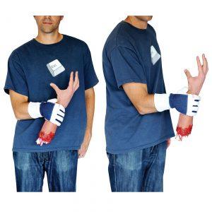 Severed Hand Illusion Costume