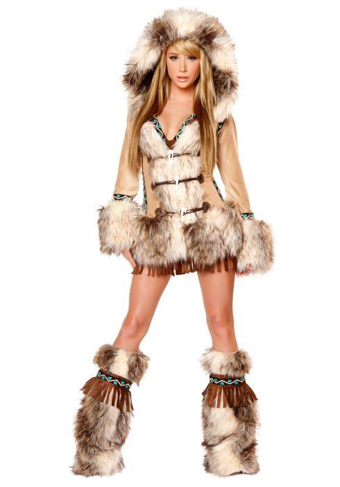 Sexy Arctic Eskimo Costume