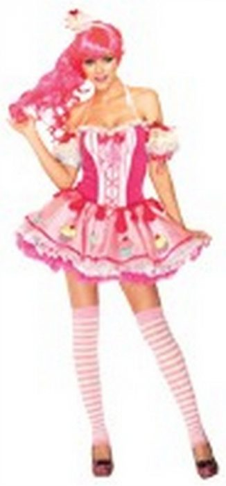 Sexy Babycakes Cupcake Costume