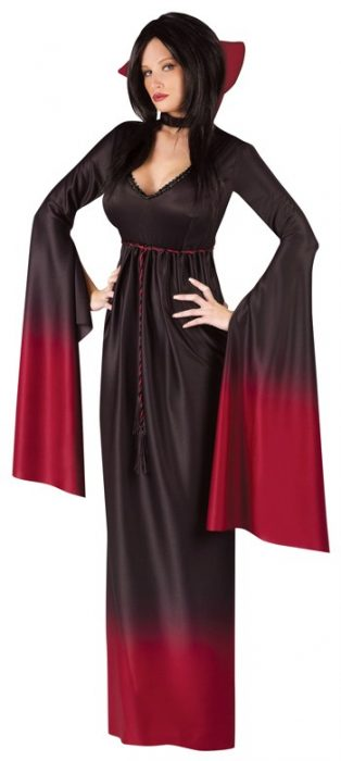 Sexy Blood Vampiress Costume