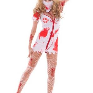 Sexy Bloody Nurse Costume