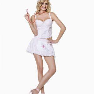 Sexy Candy Striper Costume