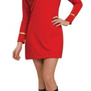 Sexy Classic Star Trek Dress - Red