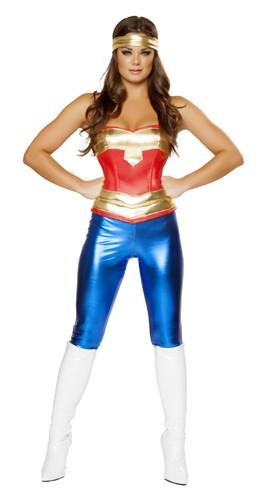 Sexy Comic Cutie Costume