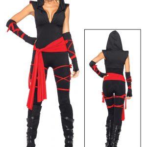 Sexy Deadly Ninja Costume