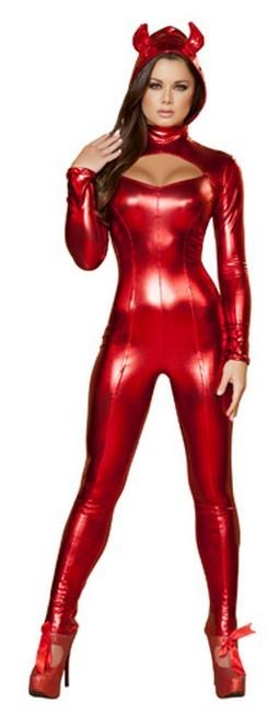 Sexy Devil Costume - 1pc