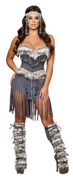 Sexy Eskimo Costume - 3pc